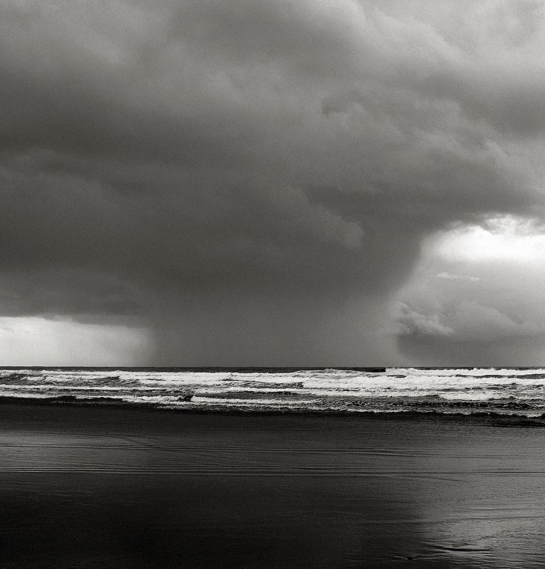 Photograph Rain, Oregon Coast by Austin Granger on 500px