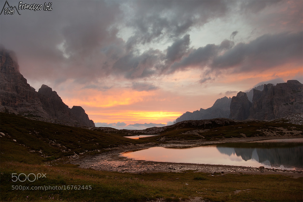 Photograph Sunrise at Drei Zinnen by Francesco Ioli on 500px