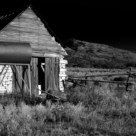 Shed, Canon EOS 60D, Canon EF 17-40mm f/4L USM