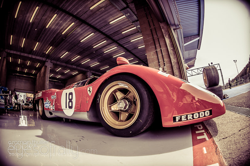 Photograph Retro Pits by Romain Thuillier on 500px