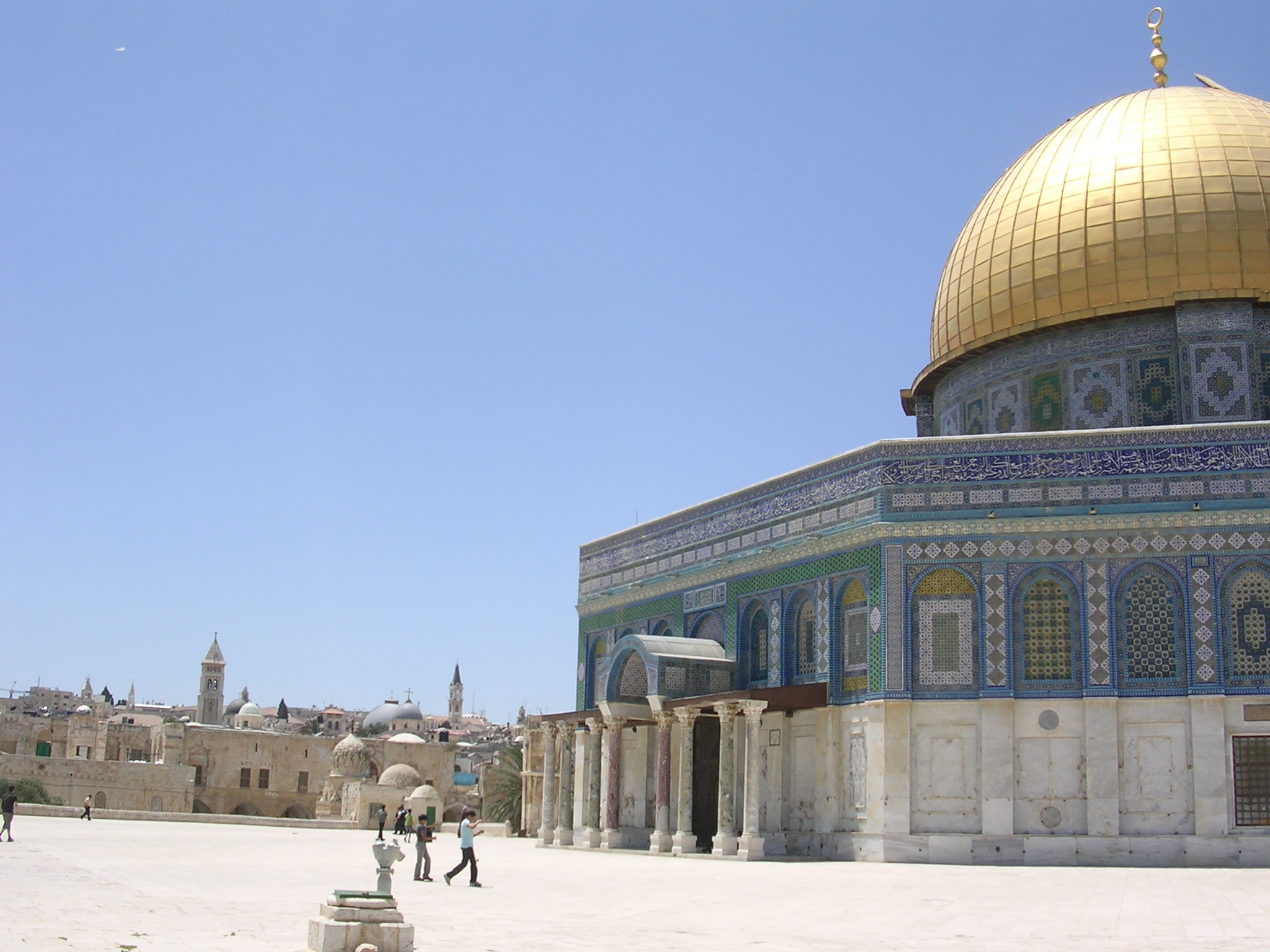 Photograph Dome of the Rock by Anton Stark on 500px