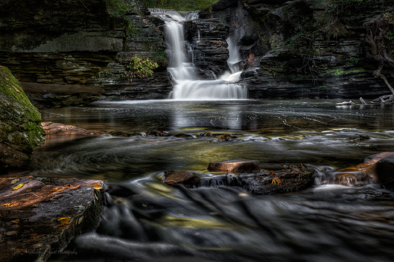Photograph Secret Falls by John Maslowski on 500px