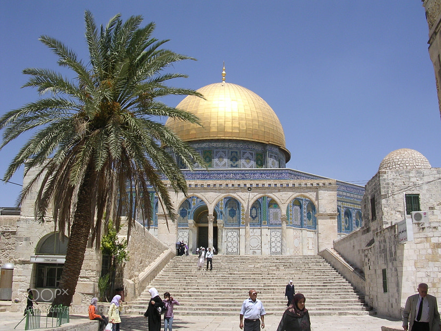 Photograph Dome of the Rock, Jerusalem by Anton Stark on 500px