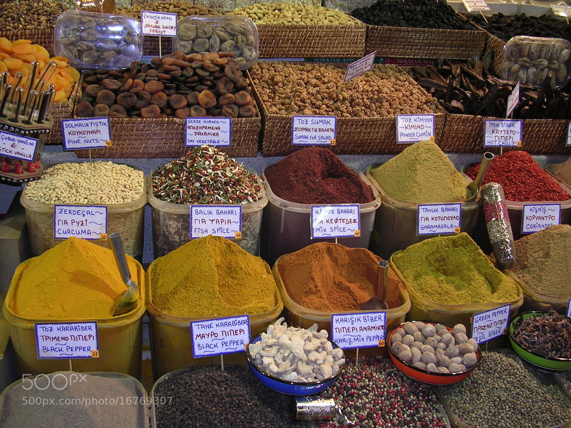 Photograph Spice Market, Istanbul by Anton Stark on 500px