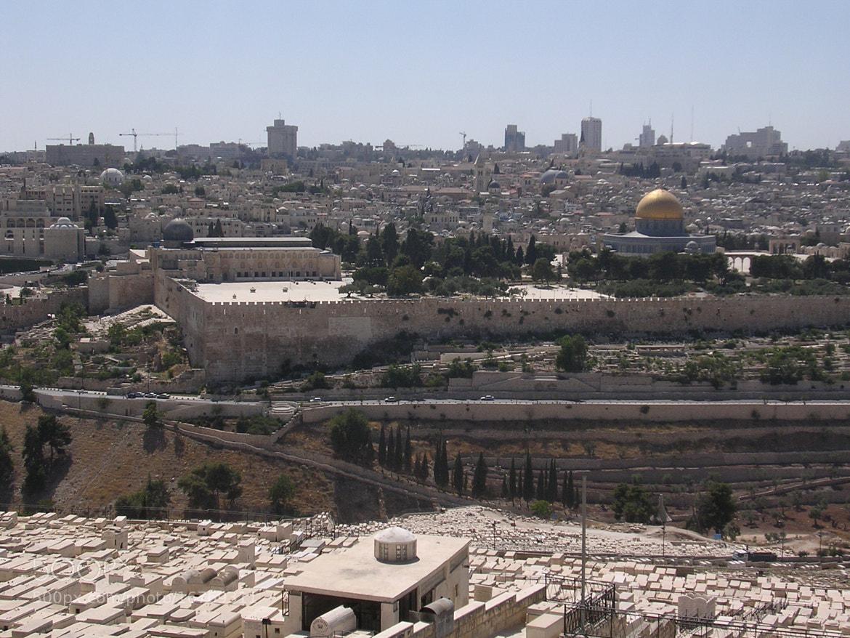 Photograph Mount of Olives, Jerusalem by Anton Stark on 500px