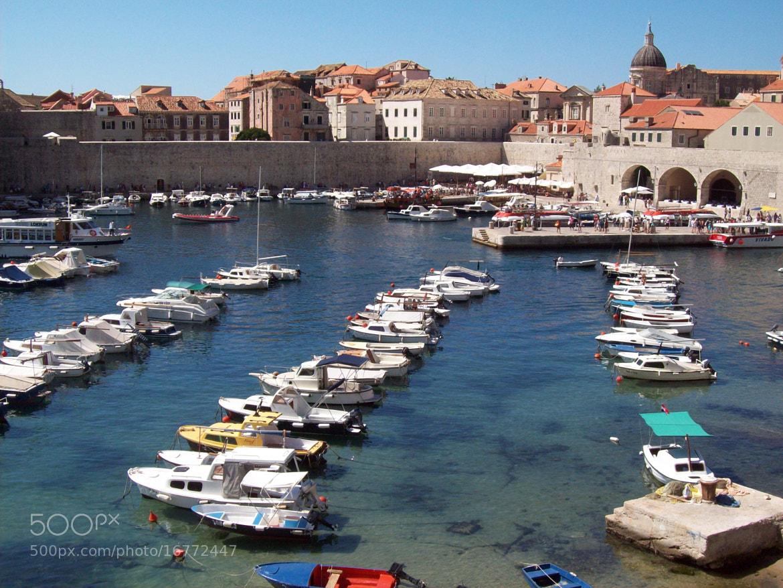 Photograph Dubrovnik harbor by Anton Stark on 500px