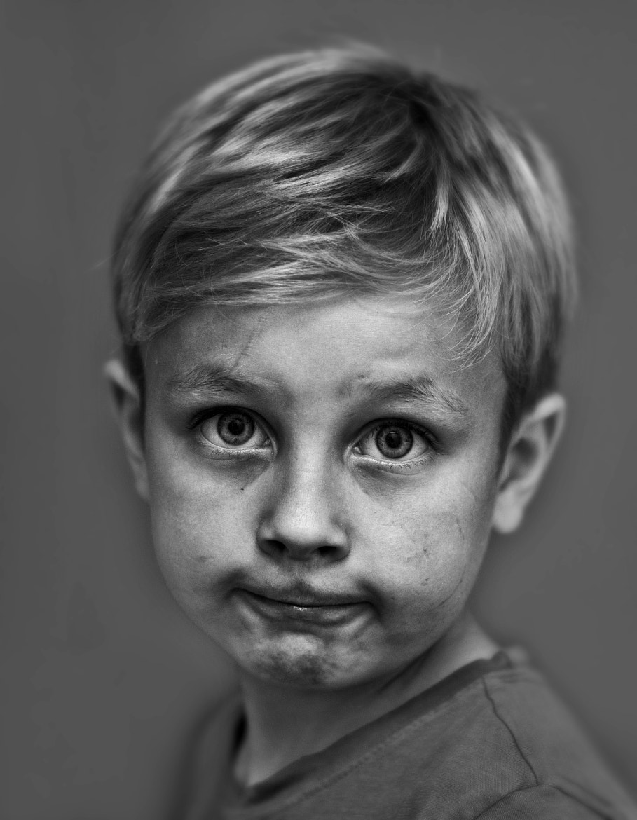 Photograph Oliver by Thomas Karlberg on 500px