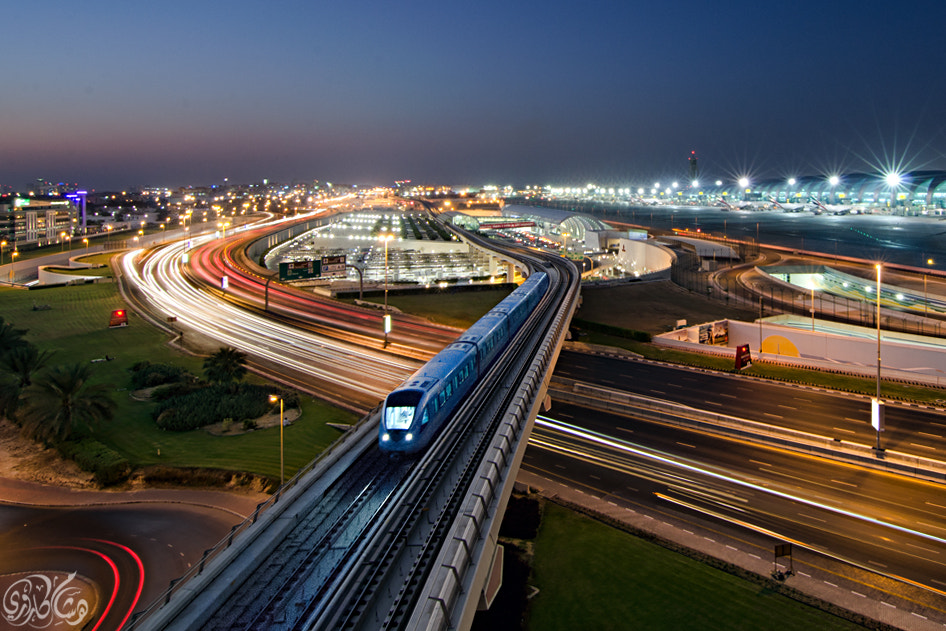 Photograph Dubai Airport by Hisham Karouri on 500px