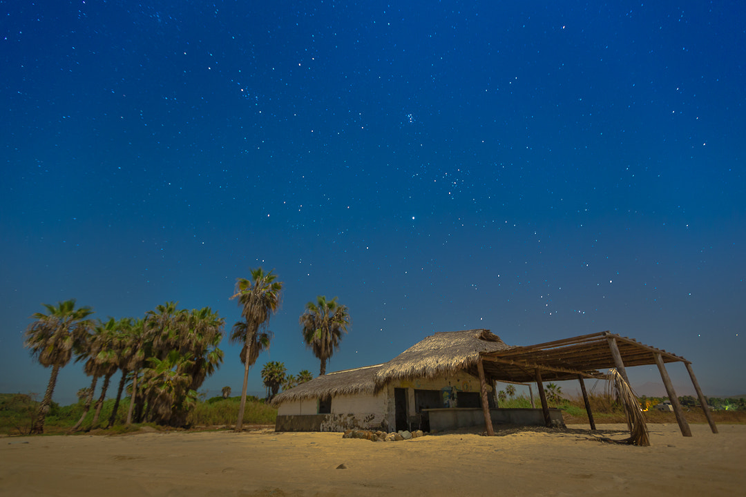 Photograph Starry Palapa  by Christopher Newley on 500px
