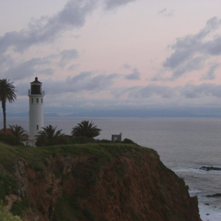 Lighthouse in cali, Canon POWERSHOT S400