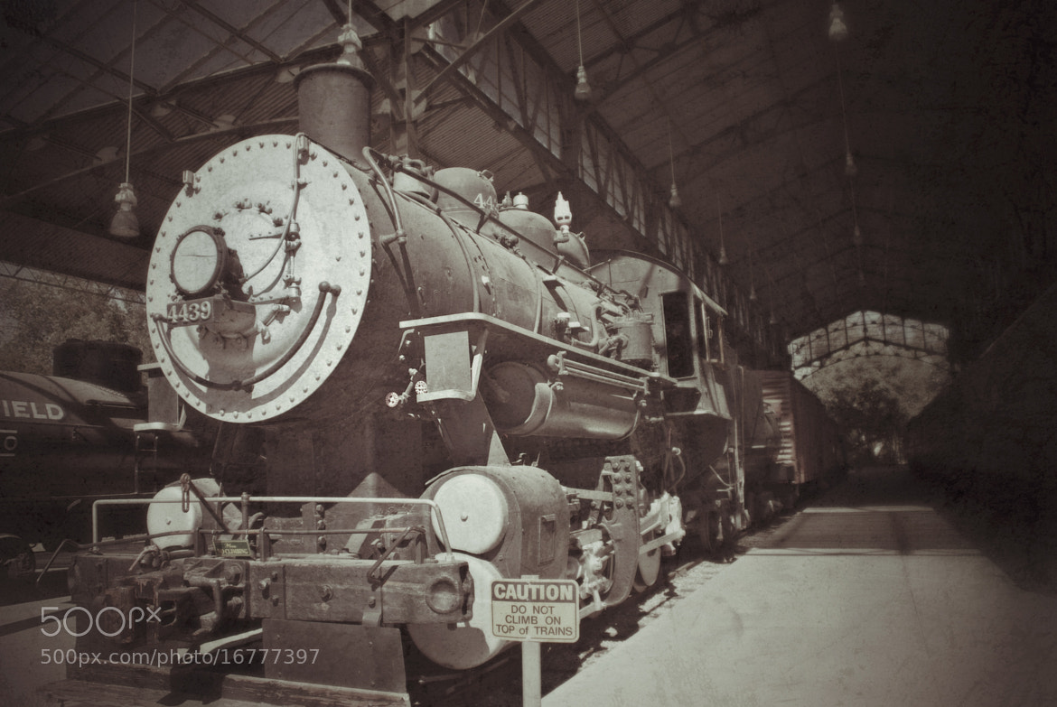 Photograph Old time train! by Dohn Burce Photography on 500px