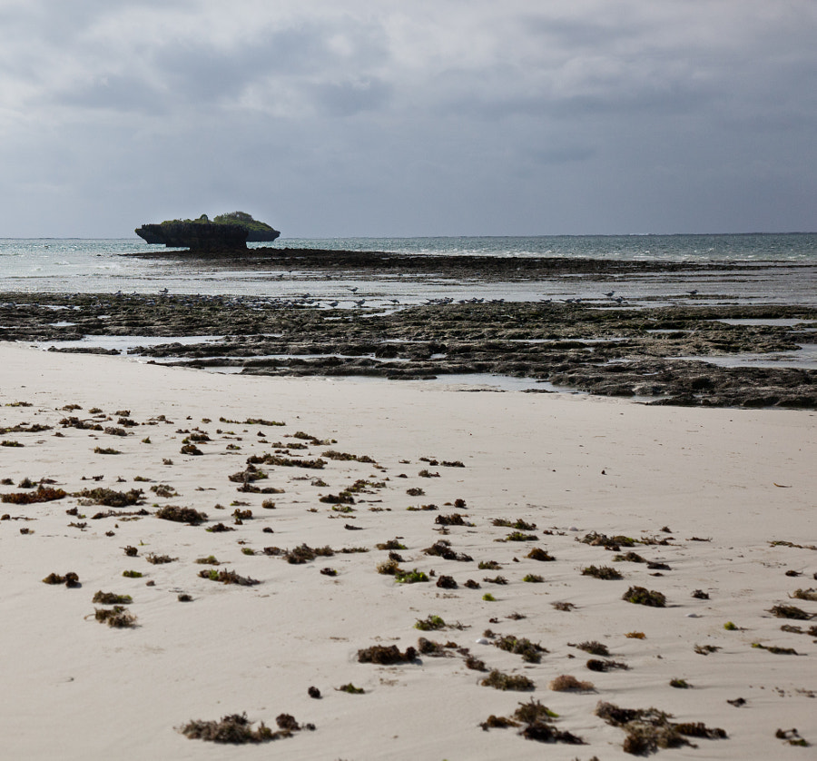 Low tide on Fanjove Island