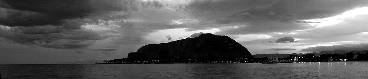 Photograph The dark mountain by Francesco Zappalà on 500px