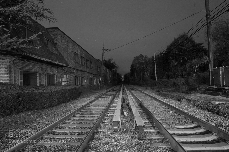 Photograph Night Tracks 2 by John McNamara on 500px