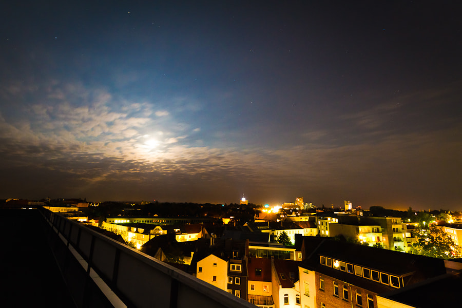 Photograph sky at night by Flo Kleinschmidt on 500px
