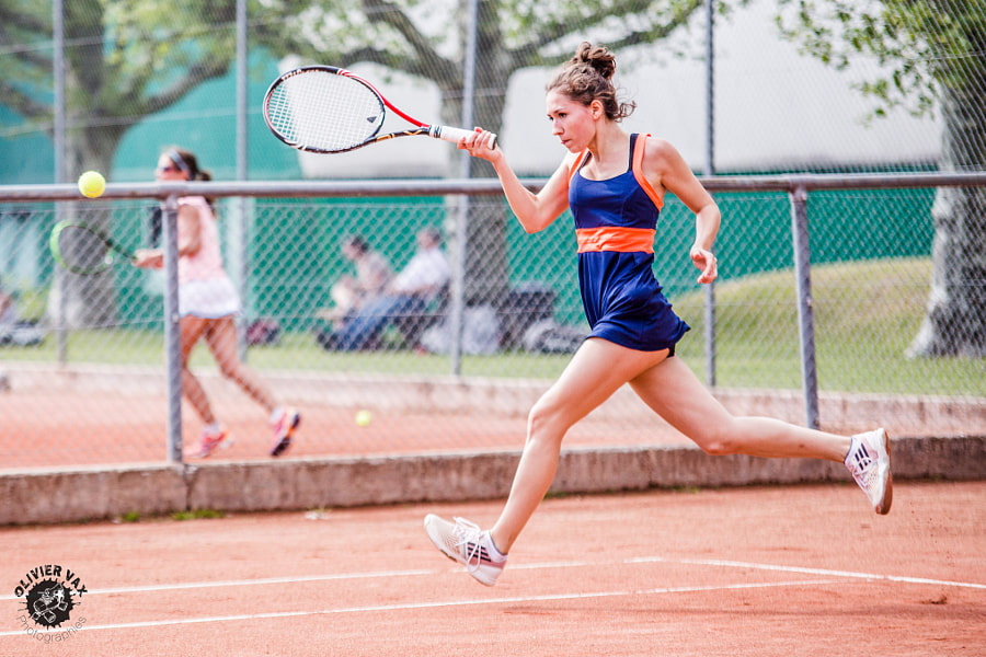 Tennis by Olivier Vax