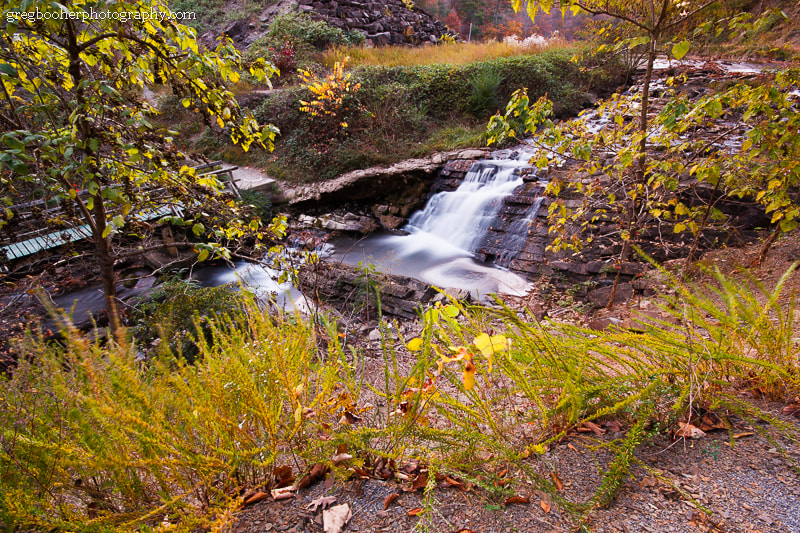 Photograph Steele Creek Autumn by Greg Booher on 500px