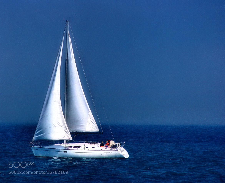 Photograph Sailed  by Stuart  Baxter  on 500px