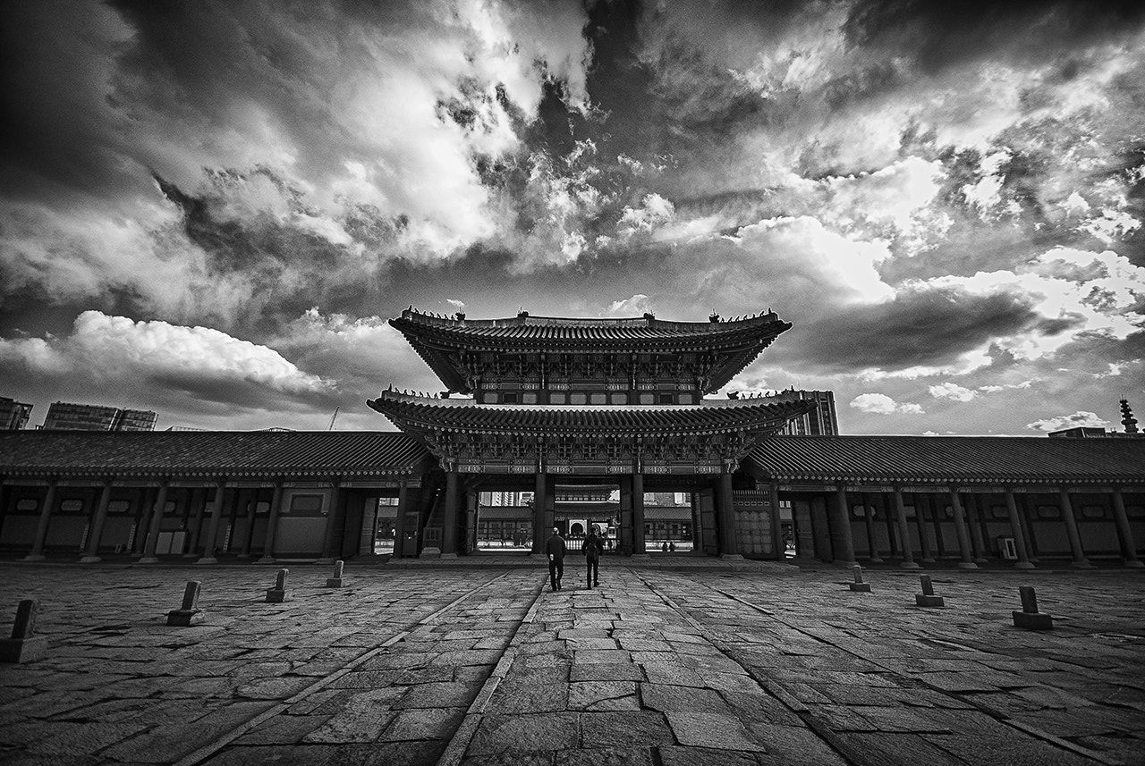 Photograph a palace by LEE GEON on 500px