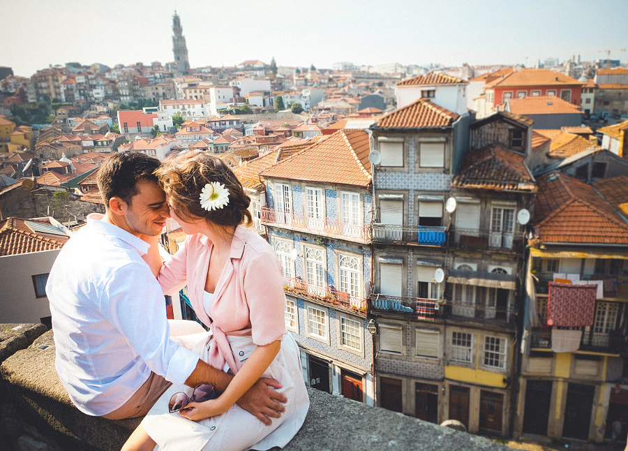Porto lovers by renatoribeirophotography on 500px.com