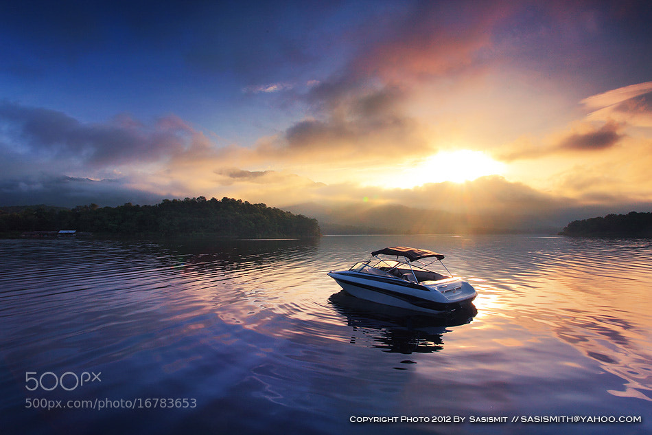 Photograph The boat by Sasi - smit on 500px