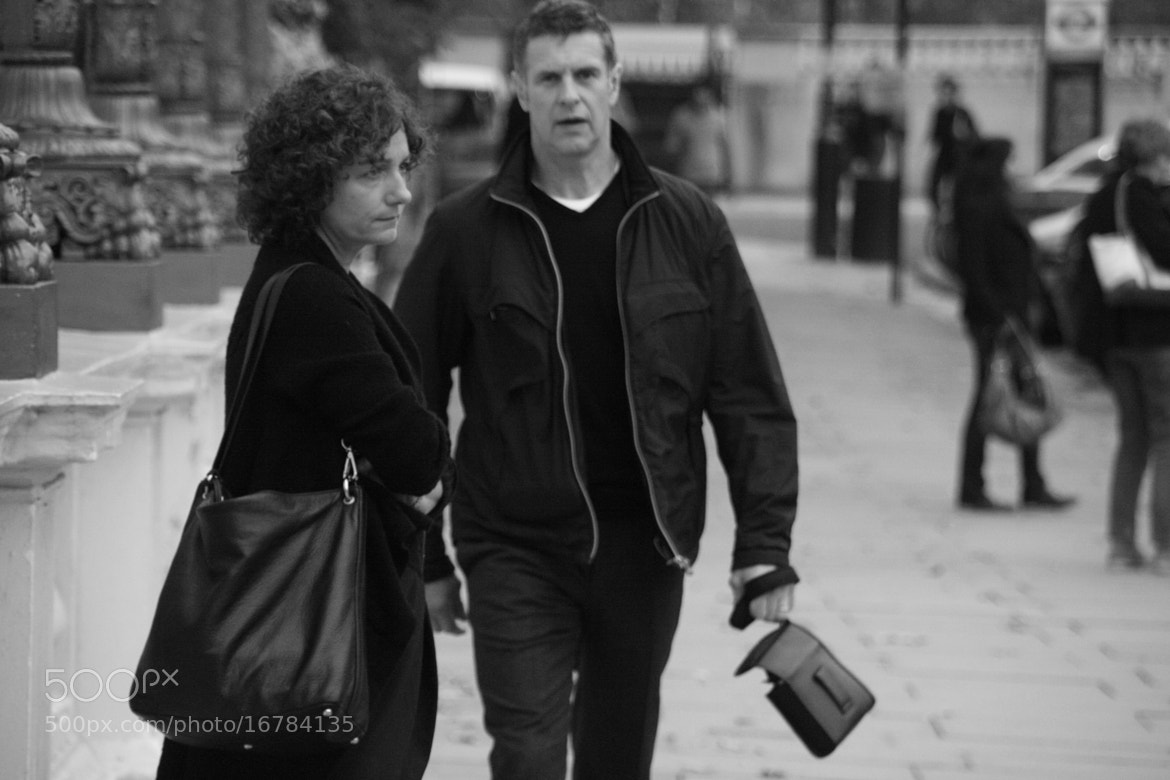 Photograph People on the streets of London by otubo on 500px