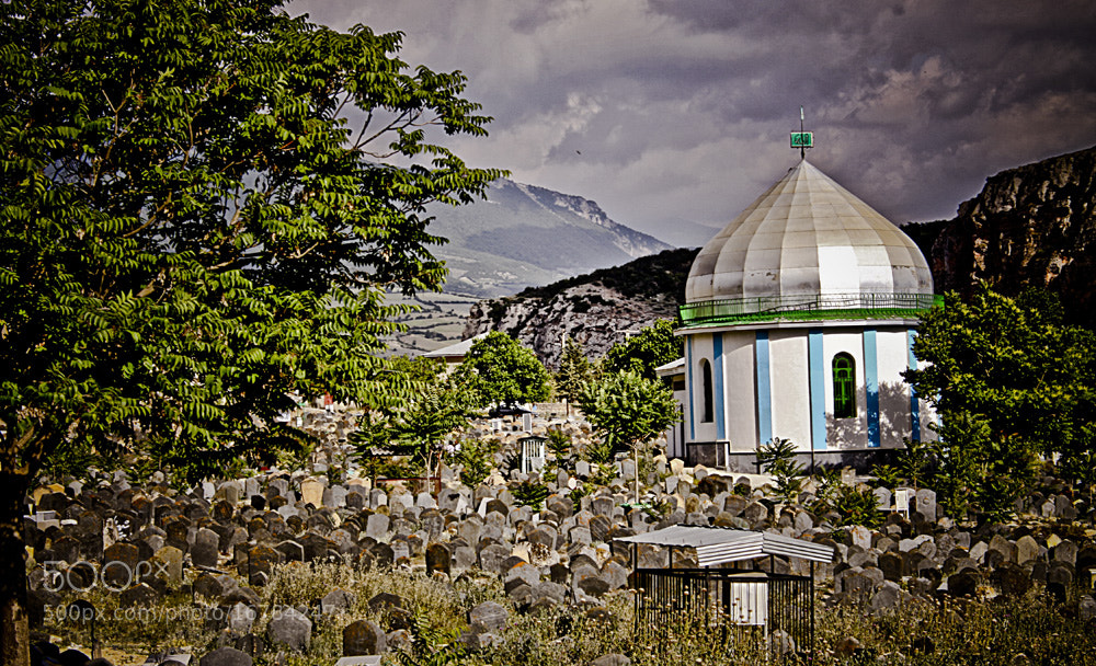 Photograph Old Cemetery  by Homa BahramParvar on 500px