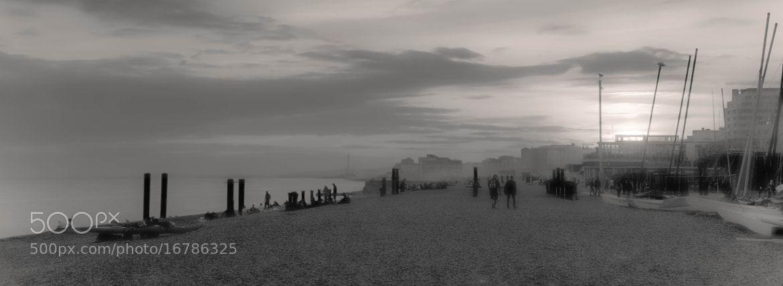 Photograph Brighton Beach by julian john on 500px