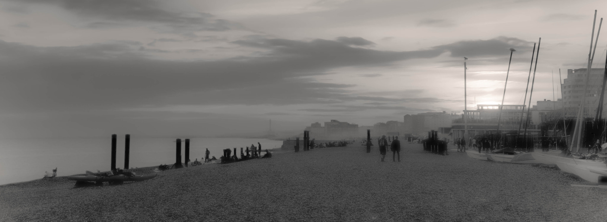 Photograph Brighton Beach by julian john on 500px