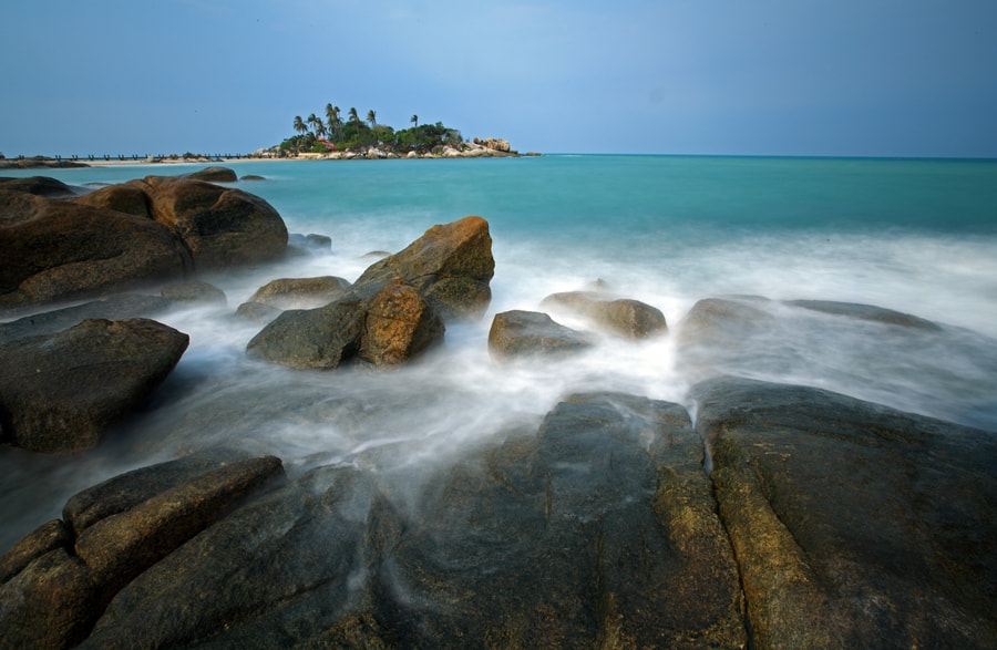 Photograph foggy rocky by Irwan Suwito on 500px