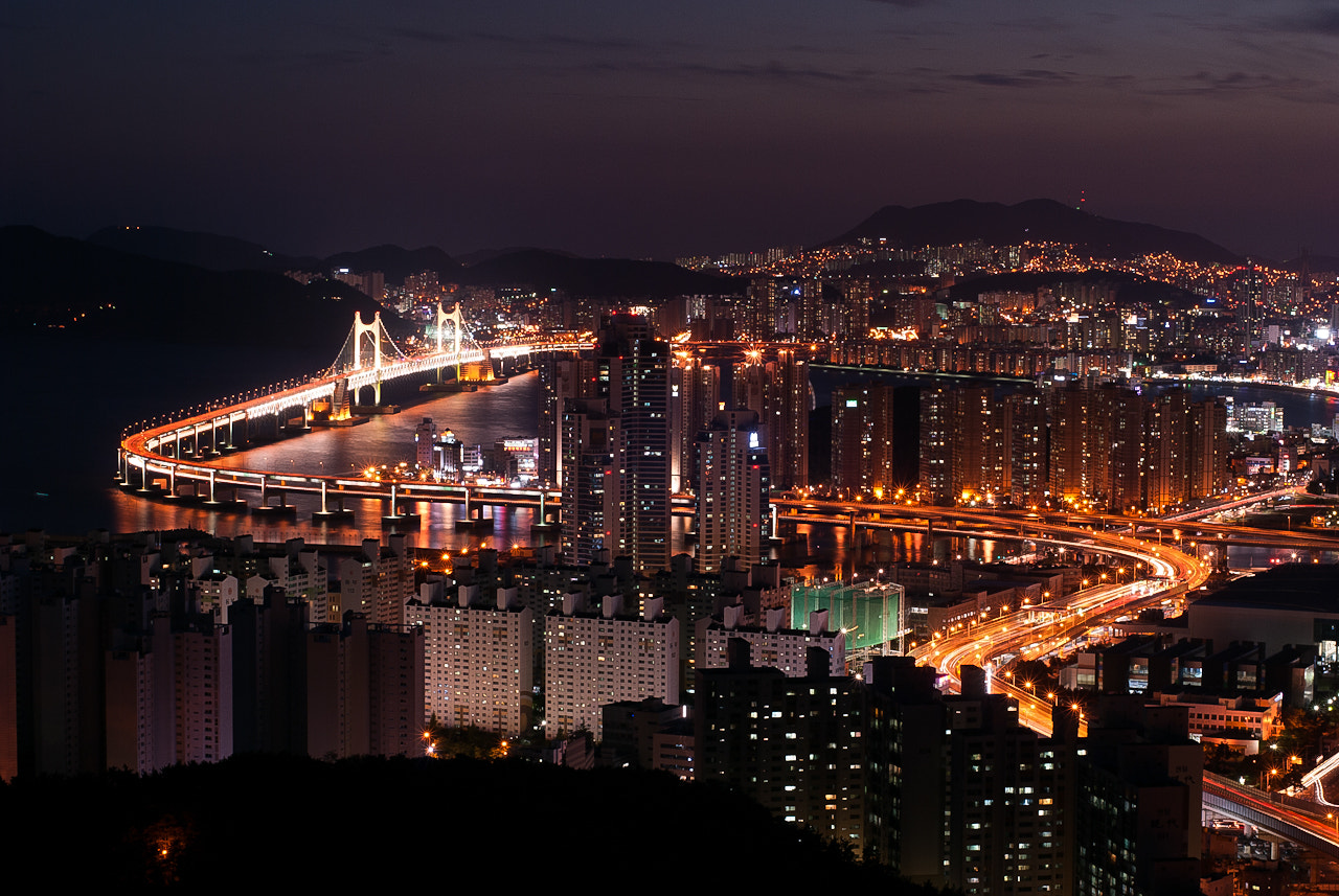 Photograph Night view by LEE GEON on 500px