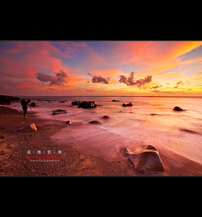 Photograph Crystal on Fangshan Beach by SUNRISE@DAWN photography 風傳影像 on 500px