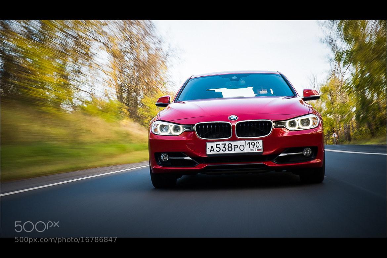 Photograph BMW-335i 4 by Anton Martynov on 500px