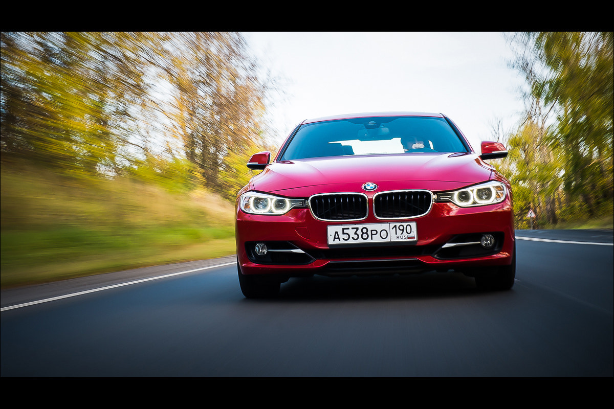 Photograph BMW-335i 4 by Anton Martynov on 500px