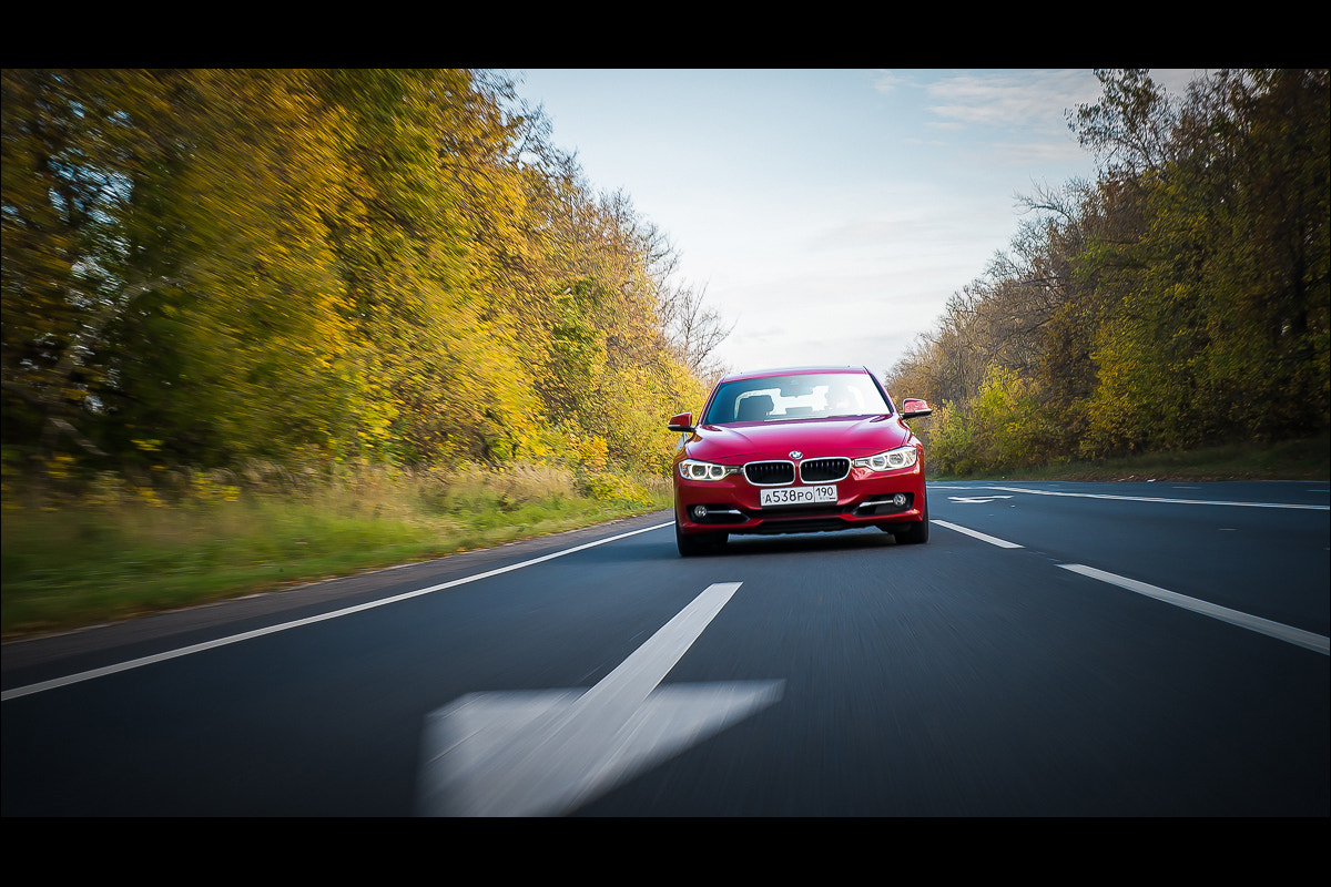 Photograph BMW-335i 3 by Anton Martynov on 500px