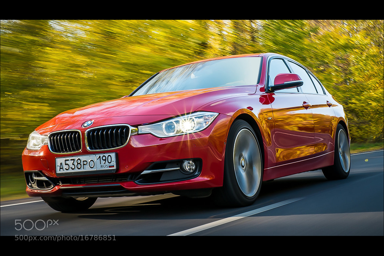 Photograph BMW-335i 2 by Anton Martynov on 500px