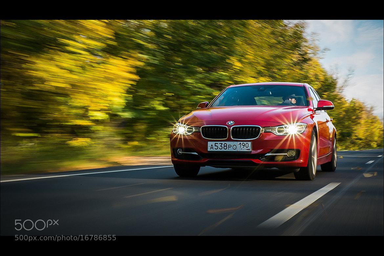 Photograph BMW-335i 1 by Anton Martynov on 500px