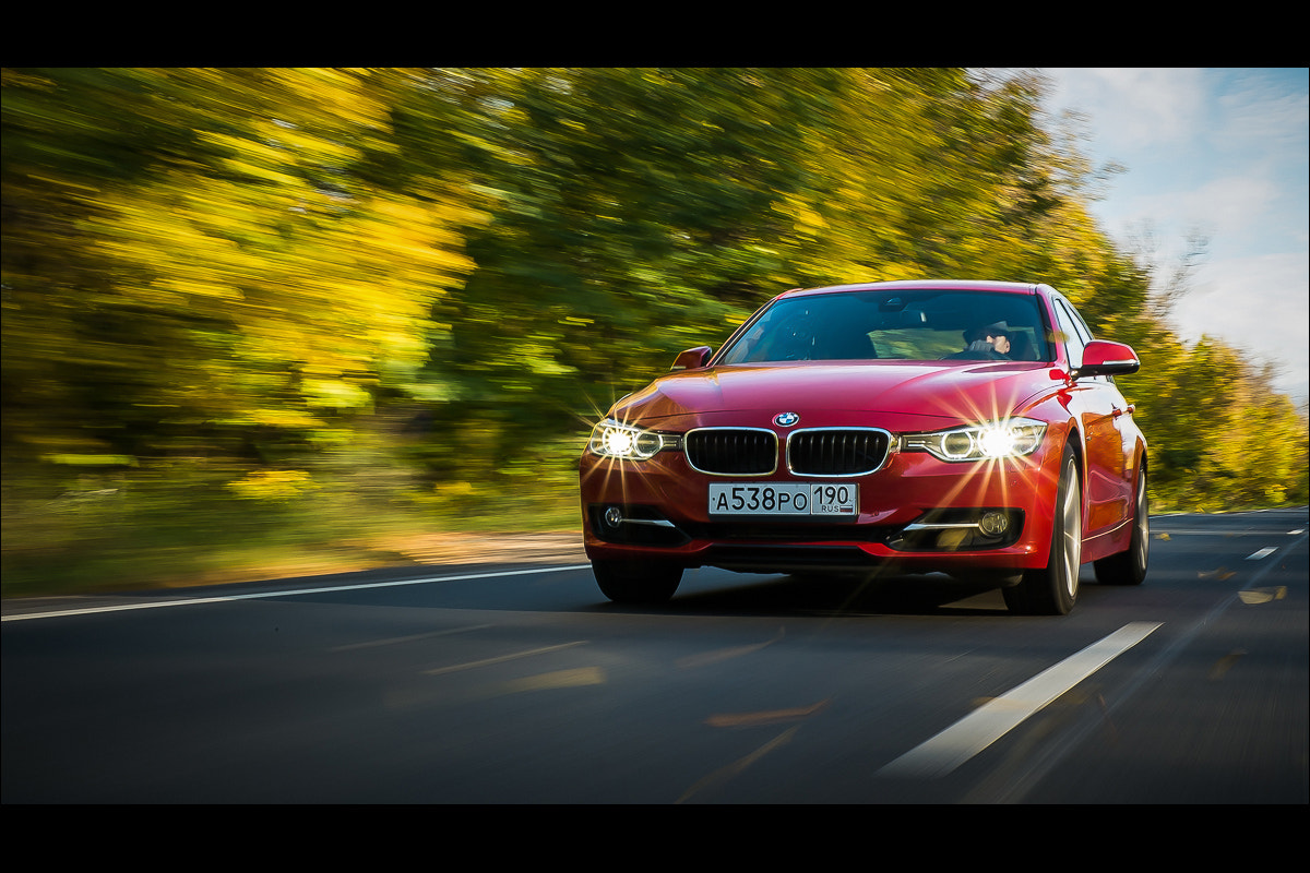 Photograph BMW-335i 1 by Anton Martynov on 500px