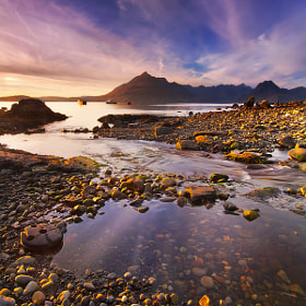 Pebbles of Elgol by Dylan Toh  & Marianne Lim (everlookphotography)) on 500px.com