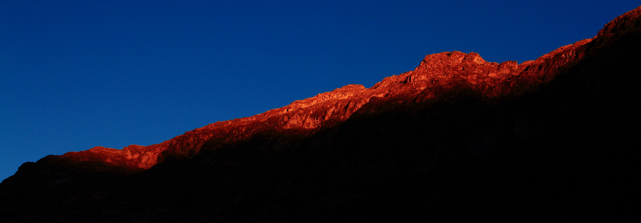 Photograph Last Light in Colca Canyon by Paul Bellinger on 500px