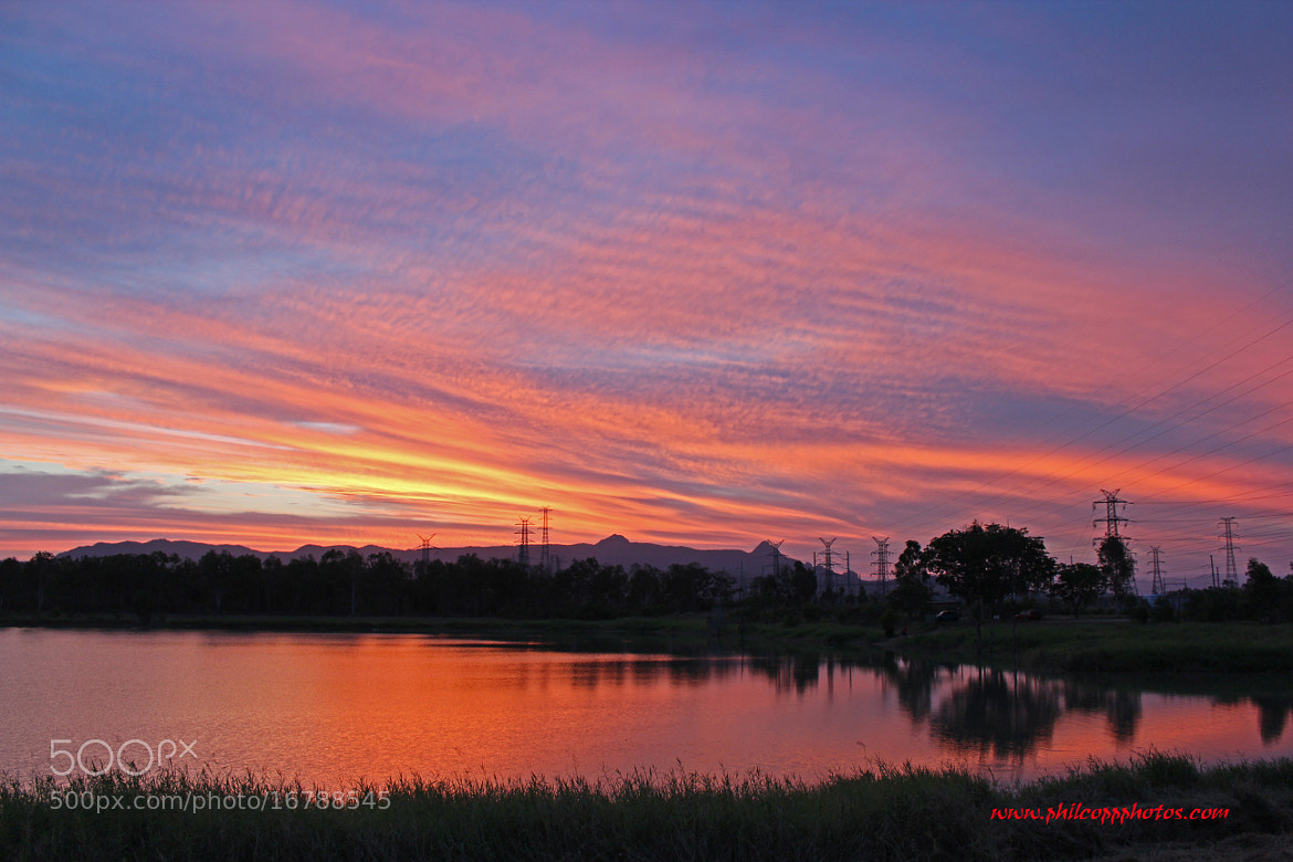 Photograph Townsville Sunset by Phil Copp on 500px