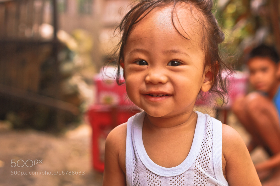 Photograph Well I Love Kids ♥ by Elvic Waskin on 500px