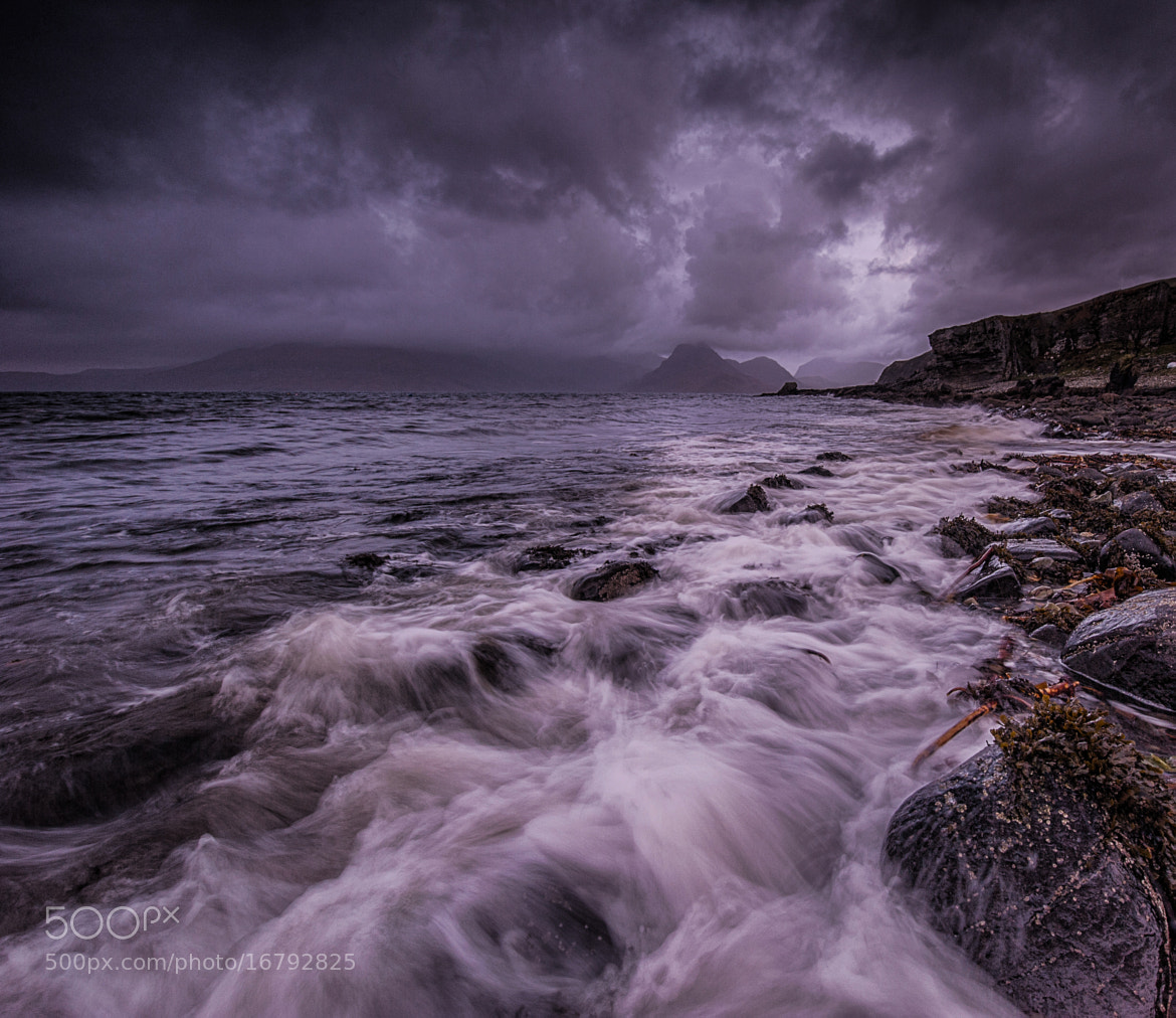 Photograph Elgol, towards the Cuillins by WilsonAxpe /  Scott Wilson on 500px