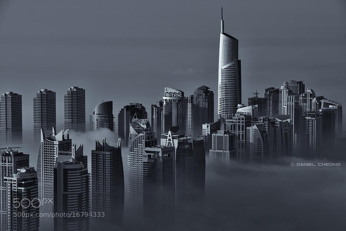 Photograph Heavy Metal Fog by Daniel Cheong on 500px