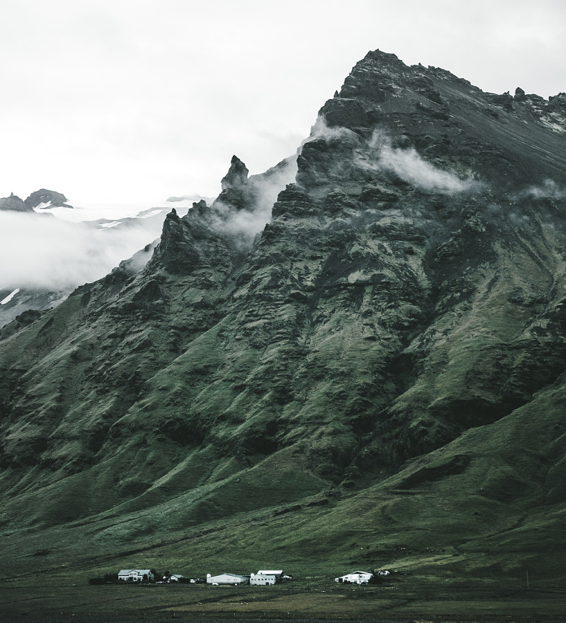 Icelandic Backyards by Dylan Furst on 500px.com