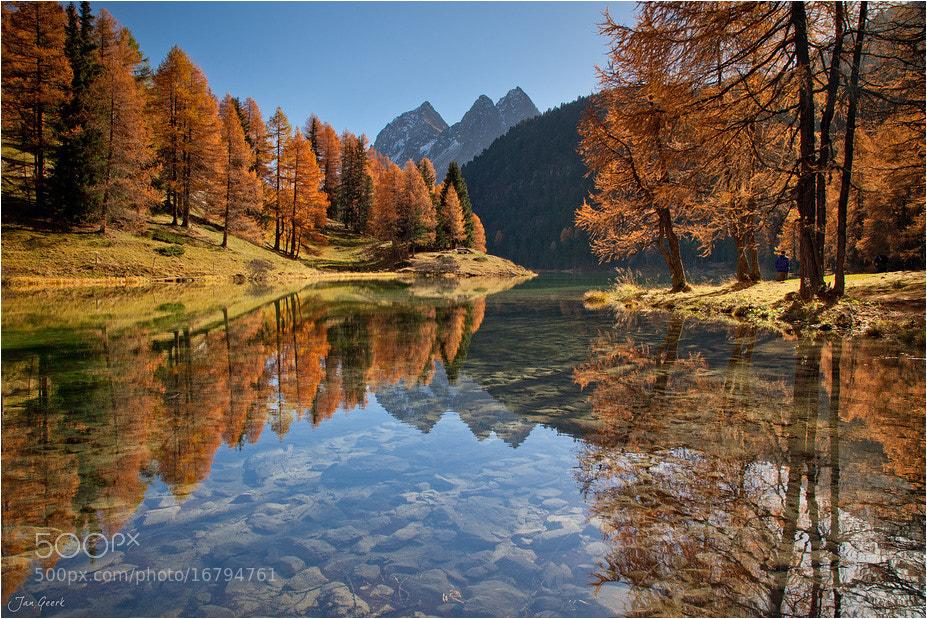 Photograph Autumn my Love by Jan Geerk on 500px