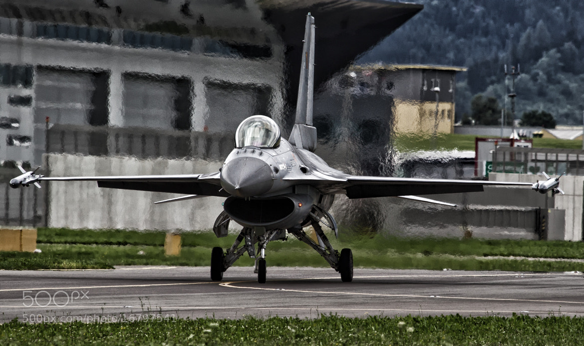 Photograph F16 Fighting Falcon by Marc Muick on 500px