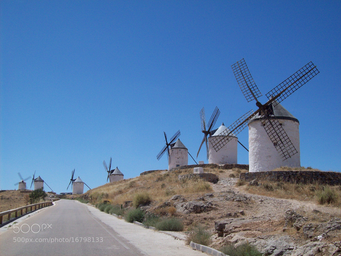 Photograph Windmills in Consuegra by Anton Stark on 500px