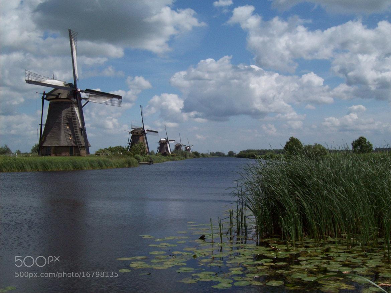 Photograph Kinderdijk Windmills by Anton Stark on 500px