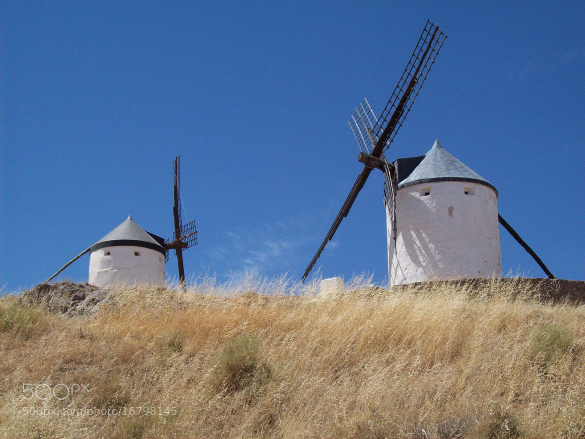 Photograph Consuegra Windmills by Anton Stark on 500px